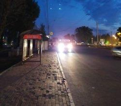В Брянске на Станке Димитрова исчезло уличное освещение