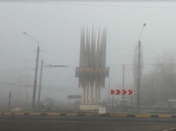 Дождь и туман обещают в среду на Брянщине