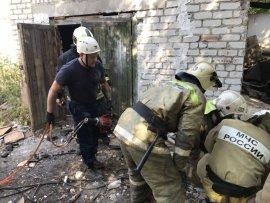 В Брянске при обрушении плиты погибли двое мужчин