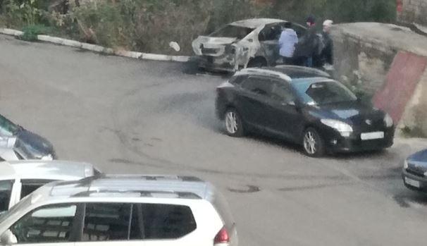 В Брянске высмеяли сообщение анонима о сгоревшем автомобиле