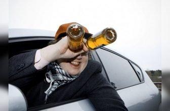 В Брянске за неделю поймали 17 пьяных водителей