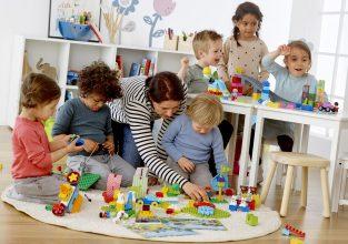 В Брянской области насчитали 3755 воспитателей