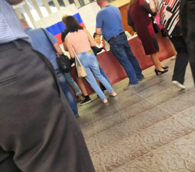 На выборах в Брянске на журналистов натравили «титушек»