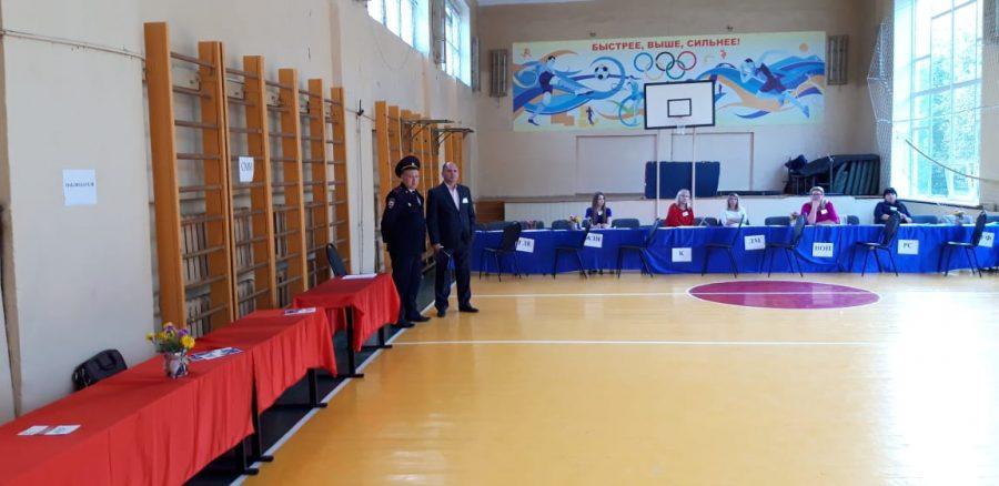 В Брянске на избирательном участке в школе №56 пропали наблюдатели