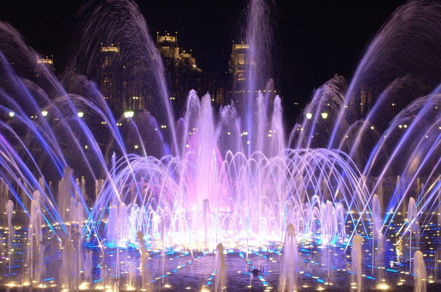 В Брянске жители Фокинского района пожаловались на отсутствие фонтана