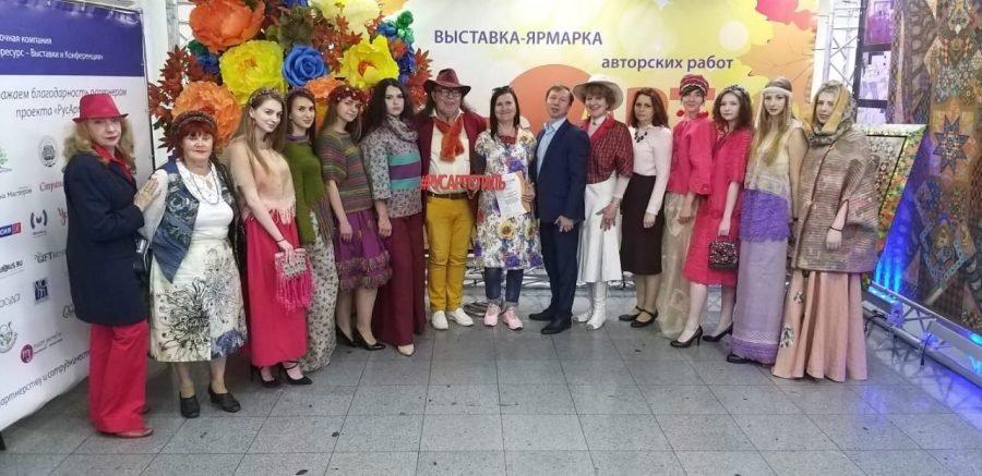 Брянские дизайнеры одежды покорили «РусАртСтиль»