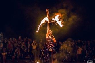 Огненное шоу на Набережной в Брянске перенесли на 17 сентября
