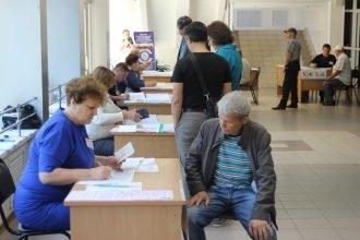 В Брянске самыми активными на выборах стали жители Володарки