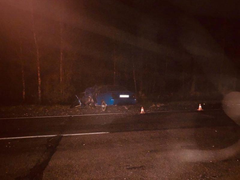 В страшном ДТП в Навлинском районе погиб 54-летний водитель «Daewoo»