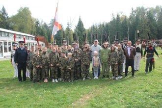 Брянские подростки поучаствовали в реконструкции Бородинского сражения