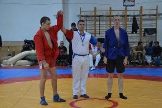 Брянские росгвардейцы стали призерами чемпионата общества «Динамо» по самбо