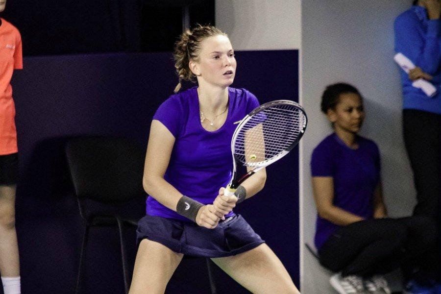 Брянская теннисистка Влада Коваль выступит на Чемпионате России