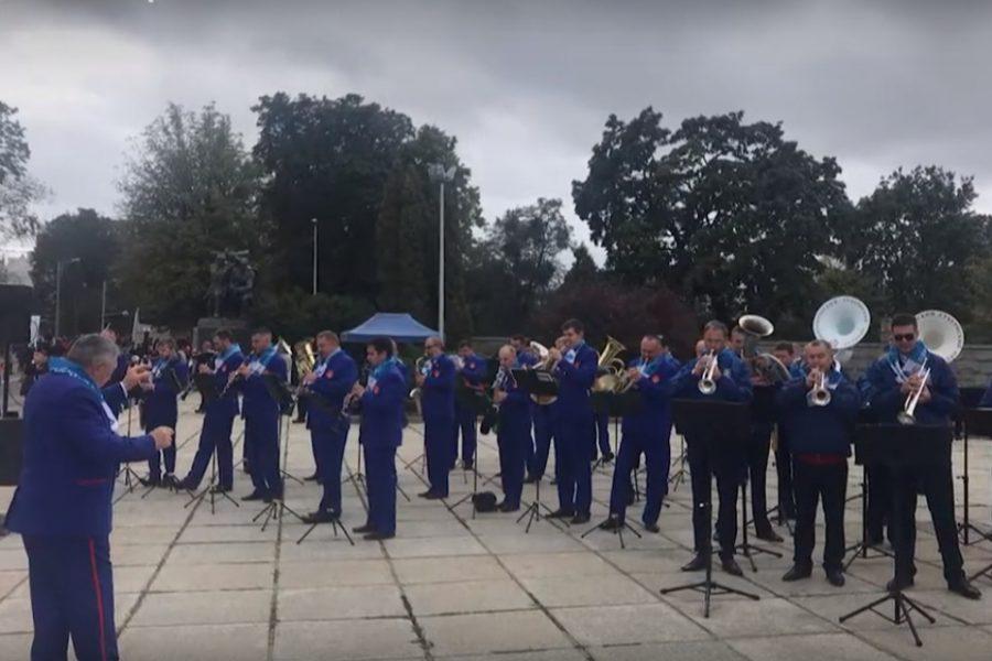 Брянский духовой оркестр завоевал Гран-при на международном фестивале