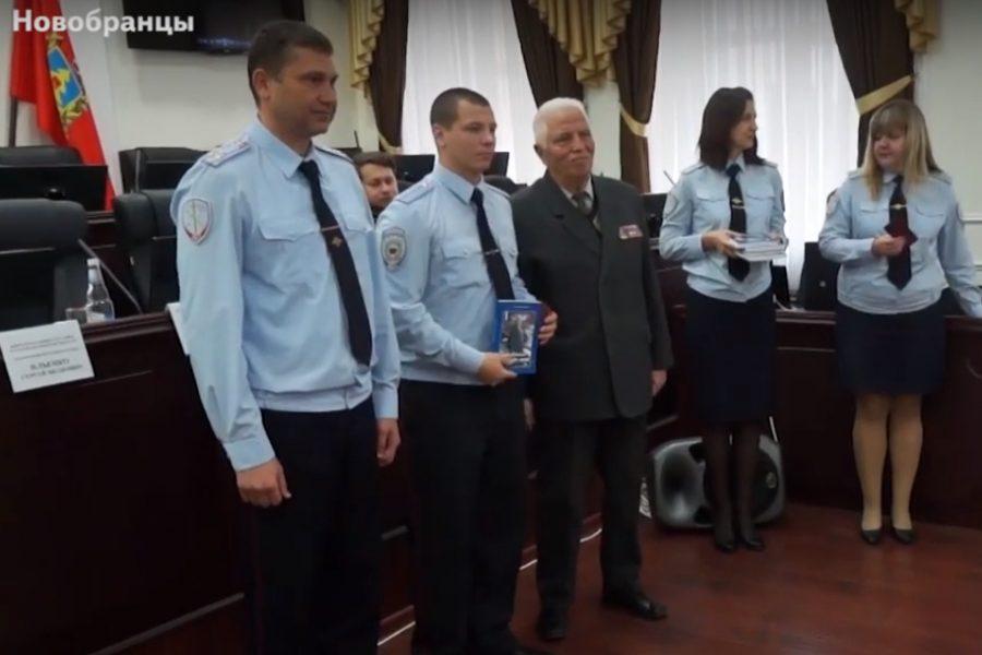 Брянскую полицию пополнили 23 новобранца