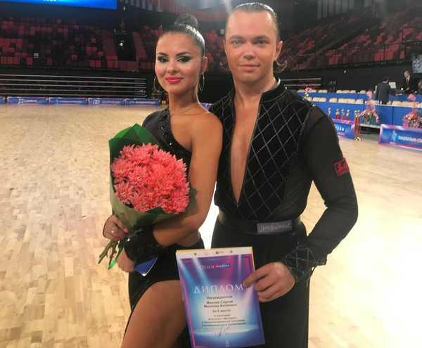 Брянские танцоры успешно выступили на турнире «Огни Москвы 2019»