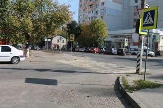 В Брянске ОНФ скромно просит мэрию обезопасить  дороги к школам
