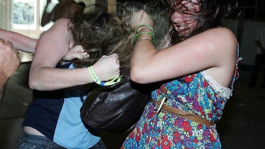 В Брянске на концерте «Руки Вверх» женщины устроили драку
