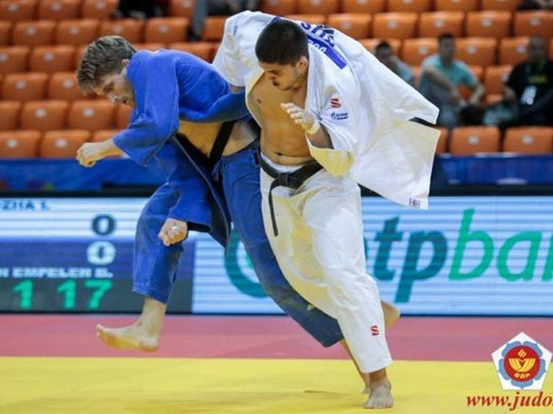 Брянские спортсмены провалились на чемпионате России по дзюдо