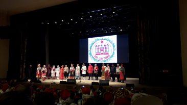 Брянск принял юбилейный всероссийский фестиваль народной песни