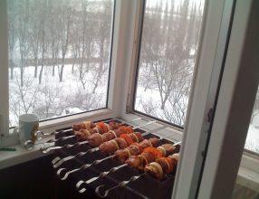 Брянцам запретят курить и жарить шашлыки на балконах