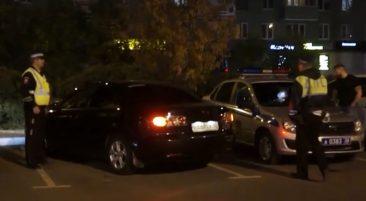 В Брянске госавтоинспекторы наказали любителей излишней тонировки