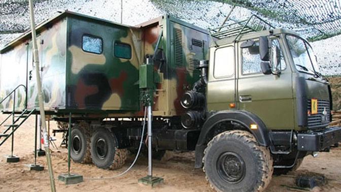 Брянские военные получили новейшие подвижные пункты управления