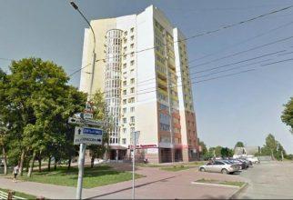 В Брянске на улице Некрасова многоэтажку оставили без тепла