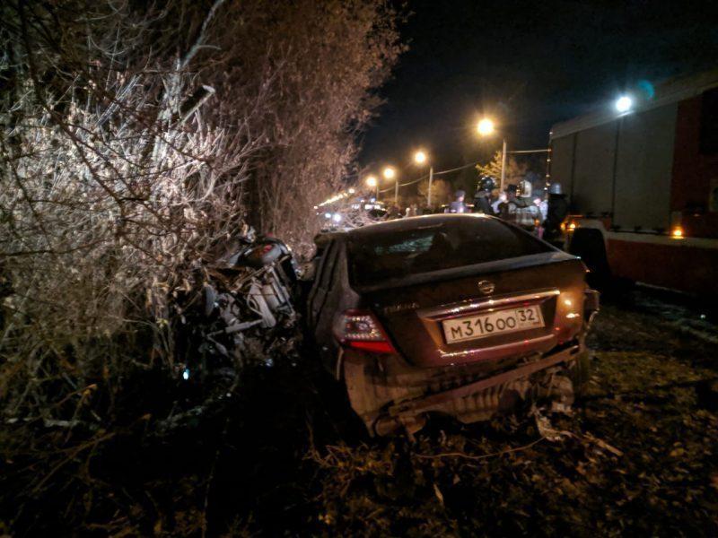В Брянске в ДТП на Речной пострадали 20 человек