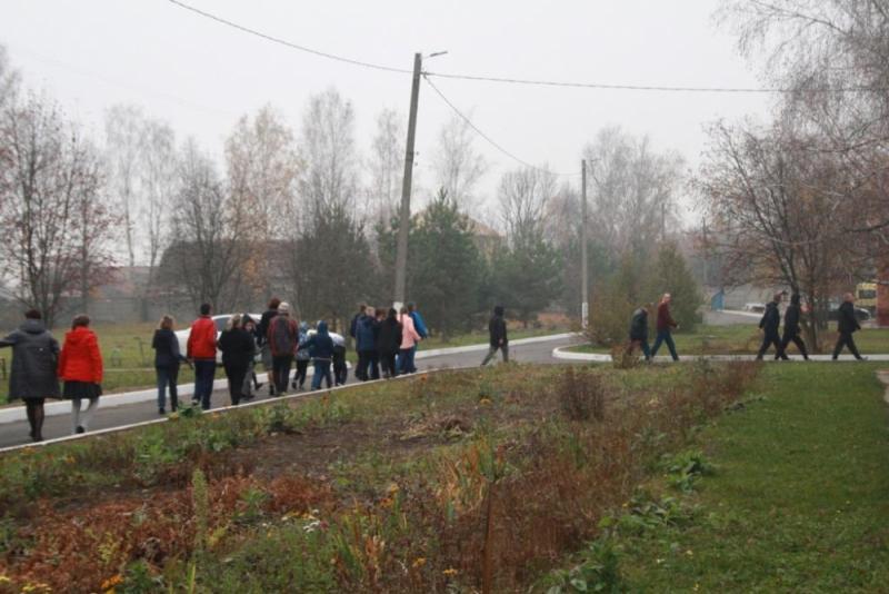 Под Брянском из-за пожара эвакуировали Супоневскую школу-интернат
