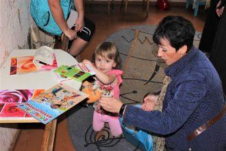 В Почепском районе для тяжелобольных детей устроили праздник