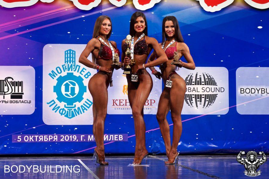 Брянские бодибилдеры стали чемпионами на турнире в Белоруссии