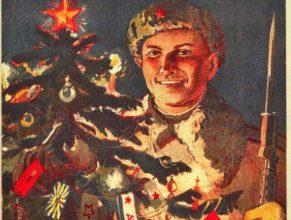 Брянским школьникам предложили создать победные новогодние открытки