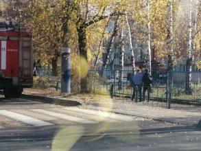 В Брянске произошел переполох из-за ложного срабатывания сигнализации в школе №11