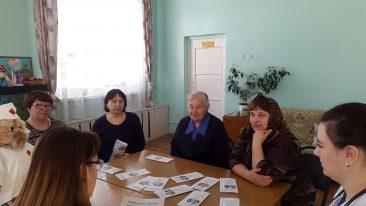 В Дубровке создали Клуб для пожилых людей