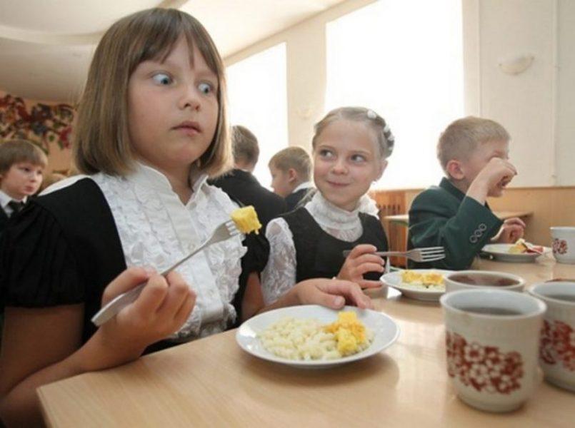 Жителей Новозыбкова шокировала еда в столовой школы №4