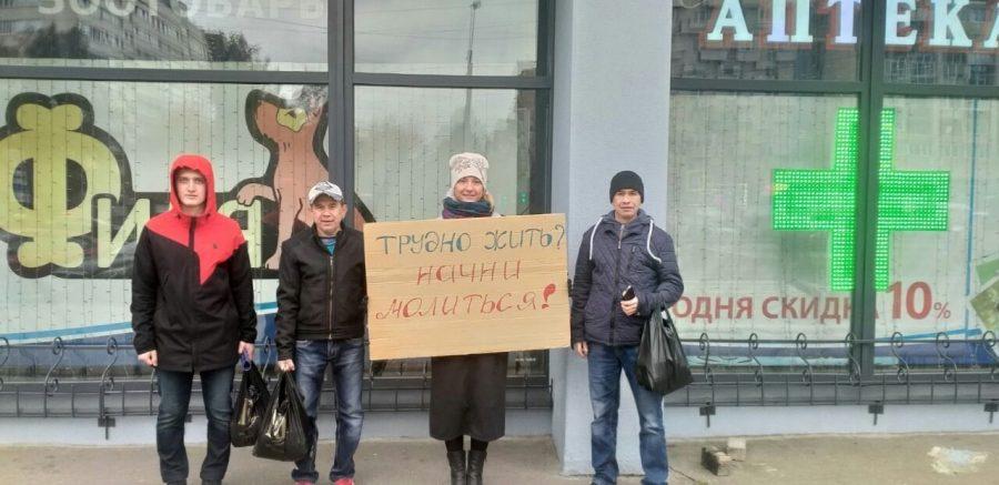 В Брянске объявились заезжие проповедники