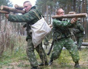 В Брянской области стартовал осенний призыв в армию