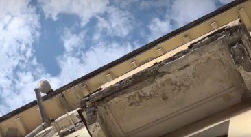 В центре Брянска пешеходов поджидает смертельная опасность