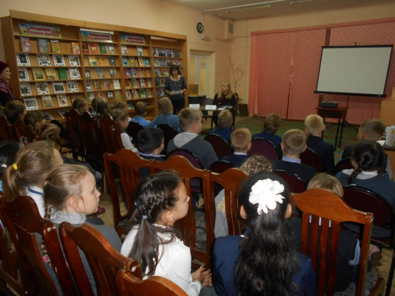В Брянске прошли «Большие книжные гонки»