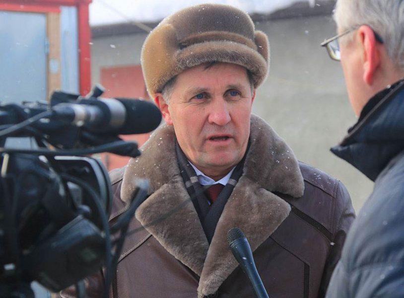 В Брянске замерзли чиновники городской администрации