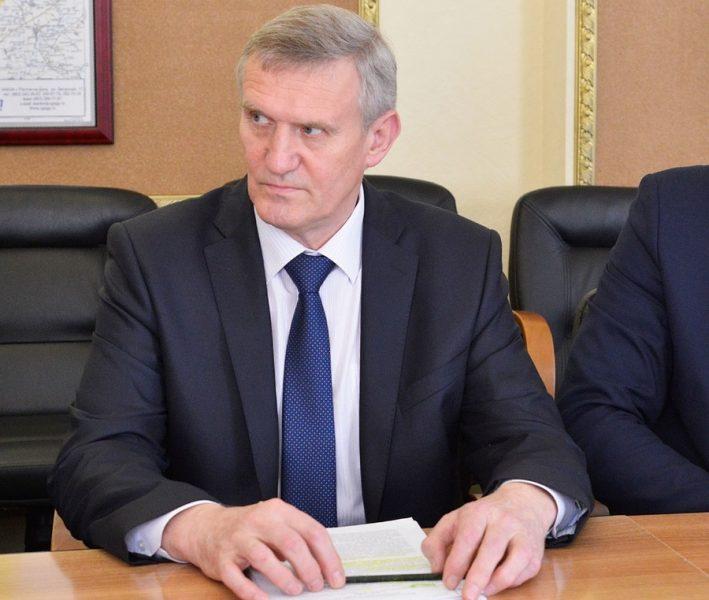 Главой Почепского района стал Сергей Чеботкевич