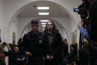 В Москве задержали брянца за нападение на сотрудника Росгвардии