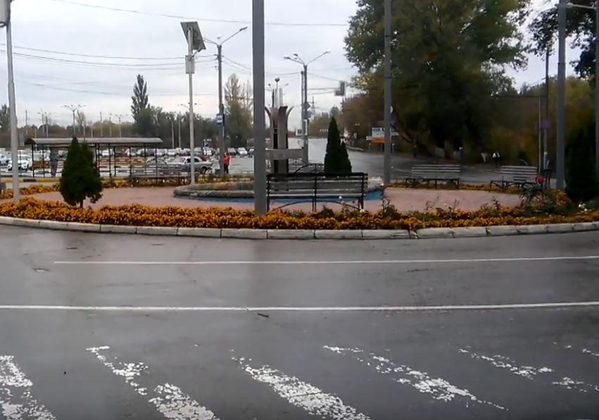 В Брянске обнаружили недоступный людям сквер