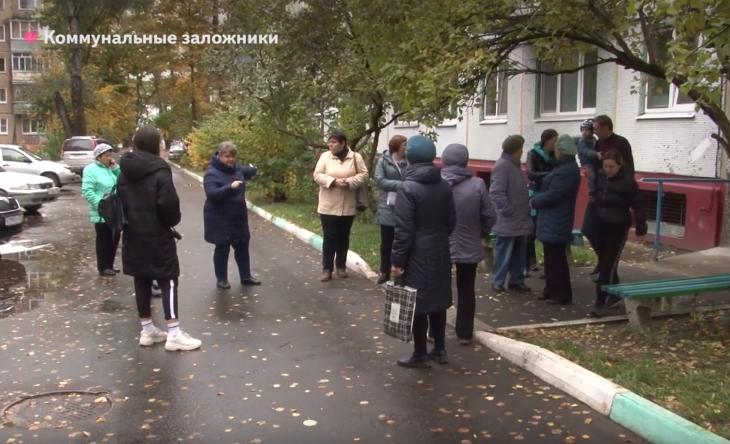 В Брянске жилинспекция заметила проблемы на улице Бурова