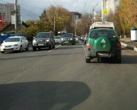 В мэрии Брянска оправдали «дорожный кретинизм» возле БГУ