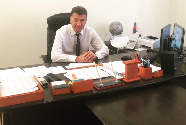 Экс-глава Брянска Хлиманков вернулся на новое старое рабочее место