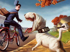 Брянским почтальонам выдадут устройства для отпугивания собак