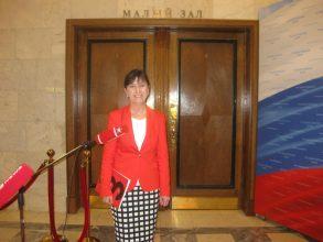 Место Хлиманкова в брянском горсовете займет Марина Соболевская