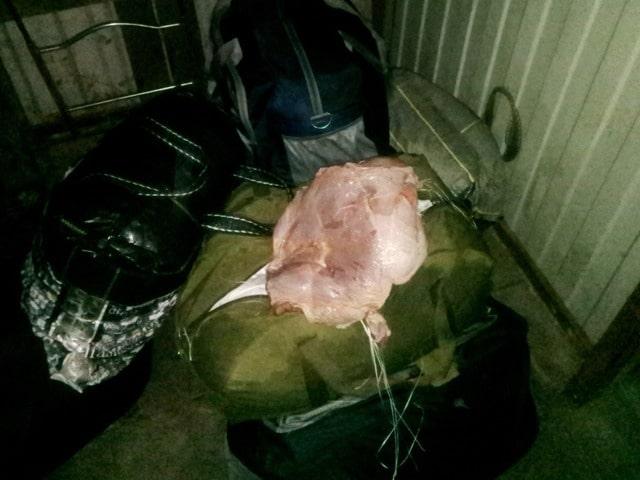 На брянских станциях остановили тонну мяса неизвестного качества