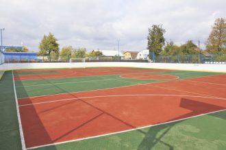 В Клинцах новая спортплощадка обманула ожидания горожан